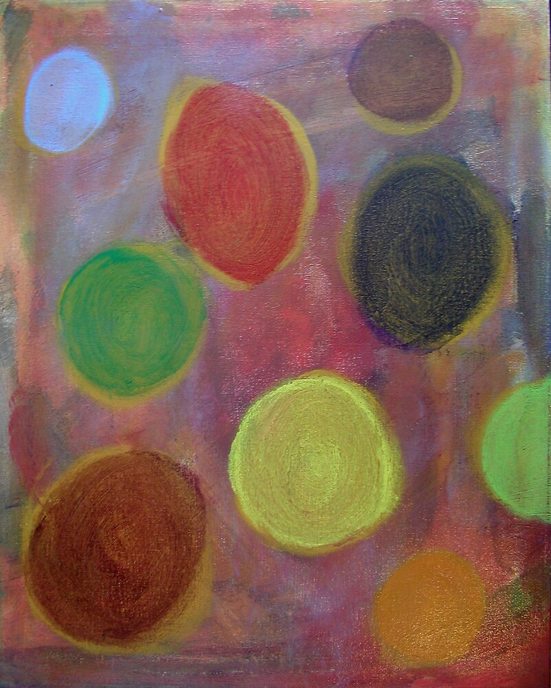 Color Circles by Anthony Cipriano