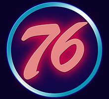 76 Neon by The Peanut Line