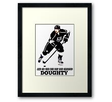 On the 8th Day - God Created Doughty Opt. 4 Framed Print