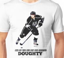 On the 8th Day - God Created Doughty Opt. 4 Unisex T-Shirt