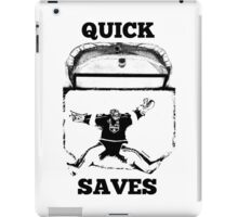 Quick Saves - Opt. 1 iPad Case/Skin