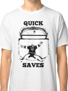 Quick Saves - Opt. 1 Classic T-Shirt