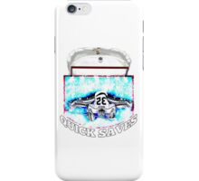 Quick Saves - Opt. 2 iPhone Case/Skin