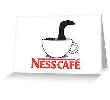 Nesscafé Greeting Card