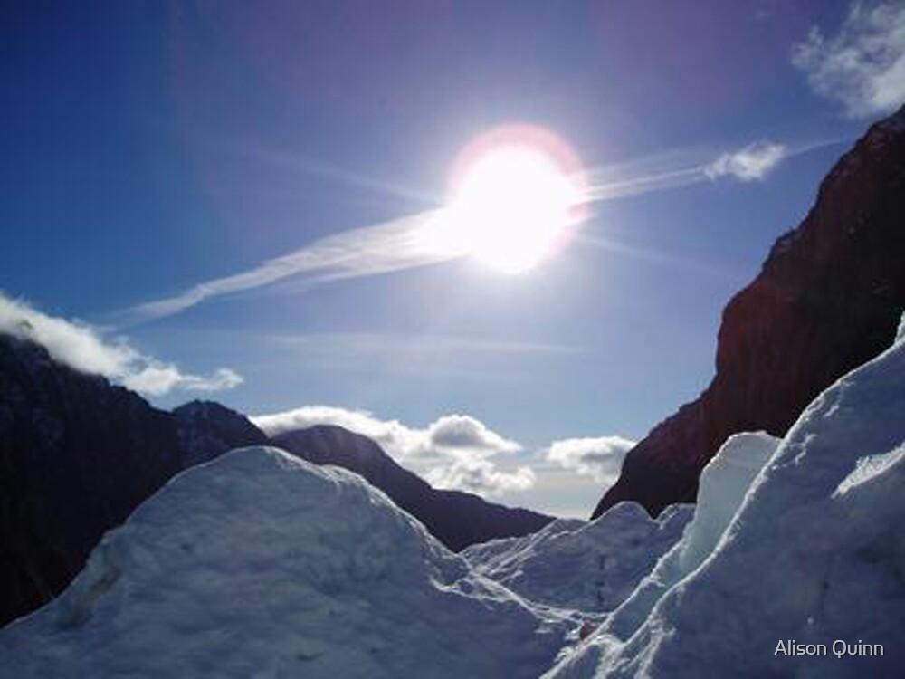Glacier Peaks by Alison Quinn