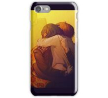 Something Dark, and Desperate and True iPhone Case/Skin
