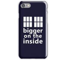 Bigger on the Inside iPhone Case/Skin