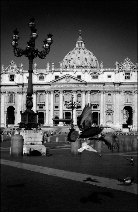 Vatican City by Joseph  Koprek