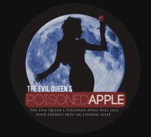 The Evil Queen's Poisoned Apple by uponastorm
