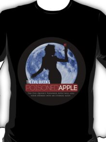The Evil Queen's Poisoned Apple T-Shirt