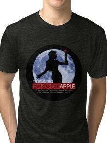 The Evil Queen's Poisoned Apple Tri-blend T-Shirt