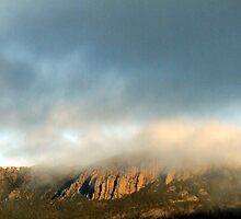 Morning ~ Mount Wellington, Tasmania by Jasmine Costello