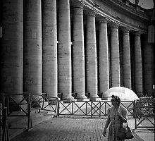 Vatican City by Joseph  Koprek
