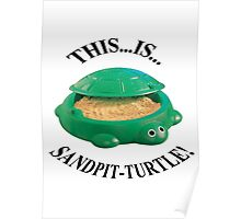 Bring Me The Horizon Sandpit-Turtle Sempiternal Poster
