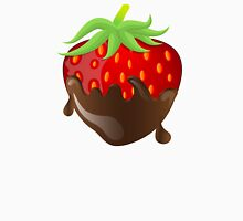 Chocolate Covered Strawberry  Unisex T-Shirt
