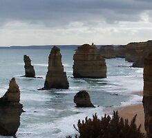 Port Campbell National Park - Twelve Apostles by BevB