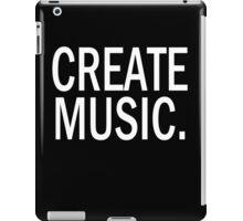 Austin Carlile Create Music Shirt iPad Case/Skin
