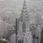 The Chrysler Building by Eleanor Andrews
