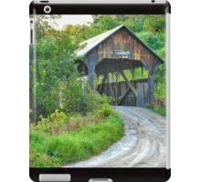 Coburn Covered Bridge iPad Case/Skin