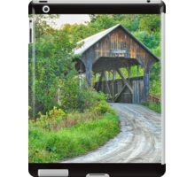 Coburn Covered Bridge iPad Case/Skin