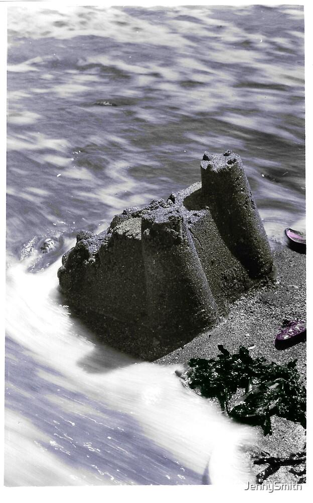 castles made of sand by JennySmith