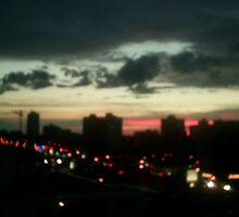 beauty nightly sky by oilersfan11