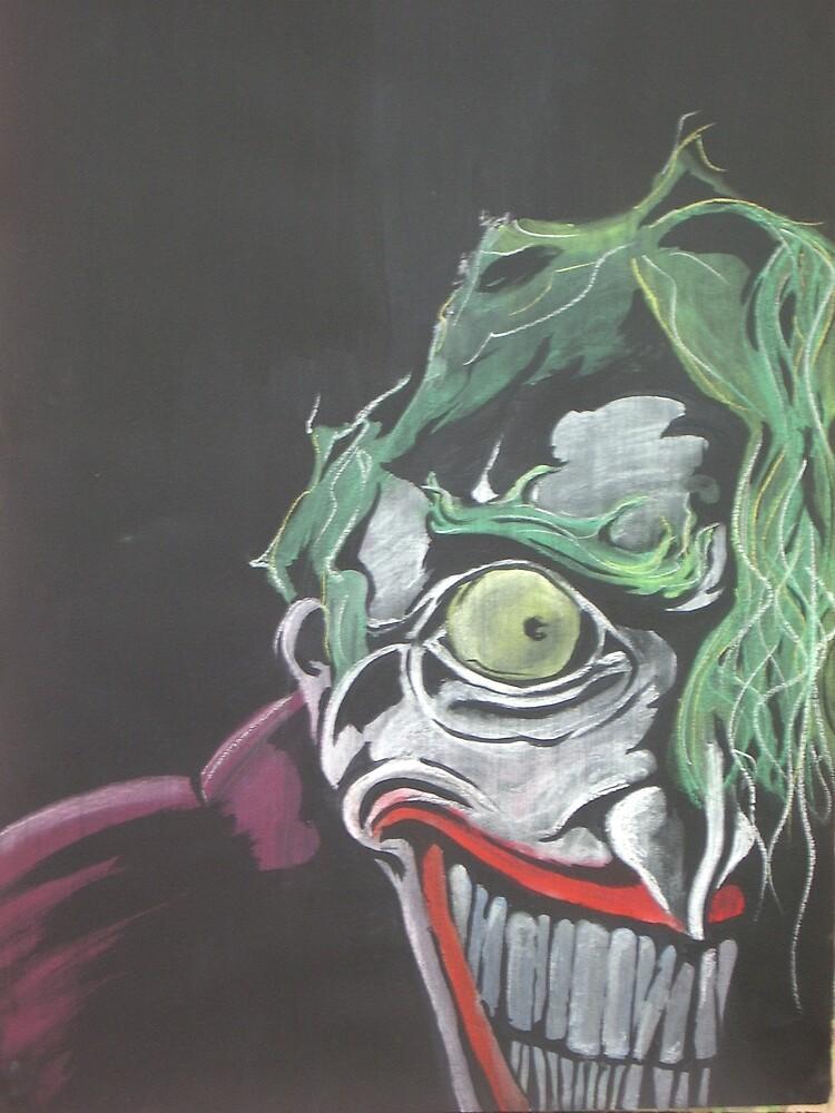 Joker by Nzmillar