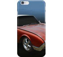 Bronze T-Bird iPhone Case/Skin