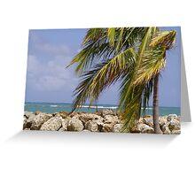 Jamaica Breeze  Greeting Card