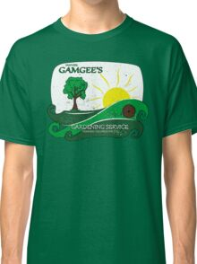 Gamgee's Gardening Services Classic T-Shirt