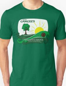 Gamgee's Gardening Services Unisex T-Shirt