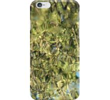 Tiles of Trees iPhone Case/Skin