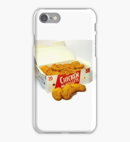 Nuggets iPhone Case/Skin
