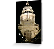 Capital of Texas Greeting Card