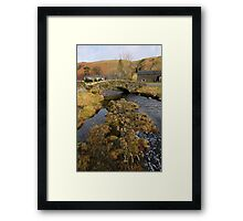 Watendlath Packhorse Bridge Framed Print