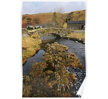 Watendlath Packhorse Bridge Poster