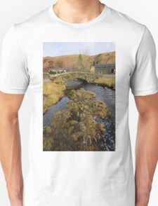Watendlath Packhorse Bridge Unisex T-Shirt