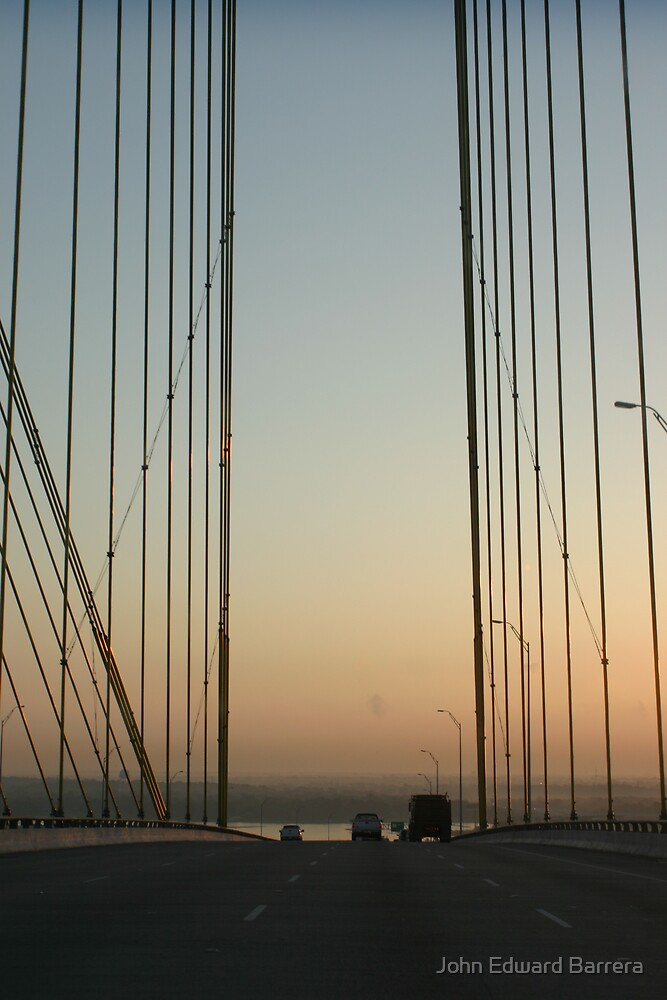 The Bridge Horizon by John Edward Barrera