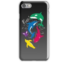 """The Animals of """"Free!"""" iPhone Case/Skin"""