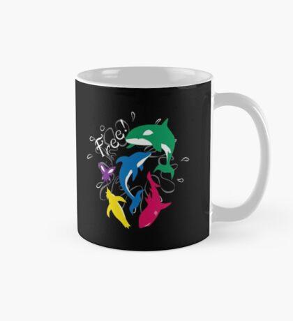 "The Animals of ""Free!"" Mug"