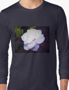 Beauty dropped from the sky Long Sleeve T-Shirt