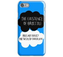 The Existence of Broccoli iPhone Case/Skin