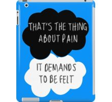 That's the Thing About Pain iPad Case/Skin