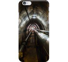 Darwin WW2 Oil Storage Tunnel iPhone Case/Skin