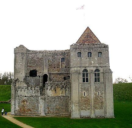 Castle Rising by Mark Czerwonka