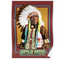 Native pride - 1 Poster