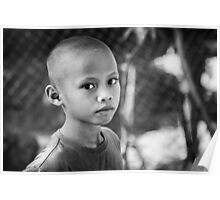 Faces of Timor #1 Poster