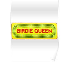 Arcade Classic - Birdie King (Queen) Poster