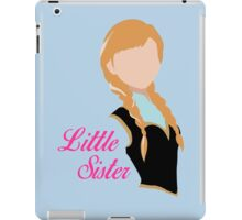 Little Sister iPad Case/Skin