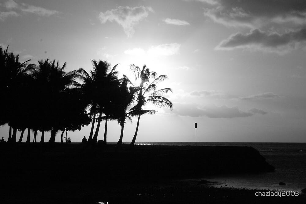 Black Sunset by chazlady2003